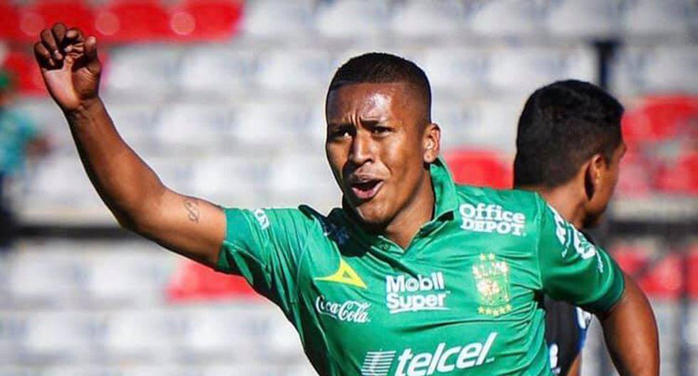 Pedro Aquino no juega desde el 27 de enero de este año. (Foto: Club León)