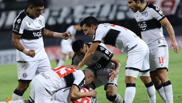 Olimpia derrotó 2-1 a Always Ready por Copa Libertadores. (Foto: Club Olimpia)