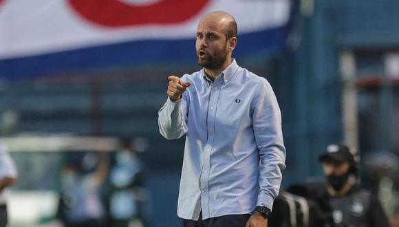 Miguel Ángel Ramírez llegó en febrero al Internacional de Porto Alegre (Foto: AFP)