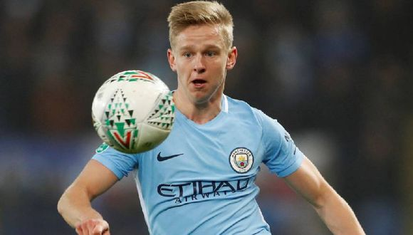 FIFA 20 eligió a Oleksandr Zinchenko para los encuentros Featured Squad Battle en Ultimate Team