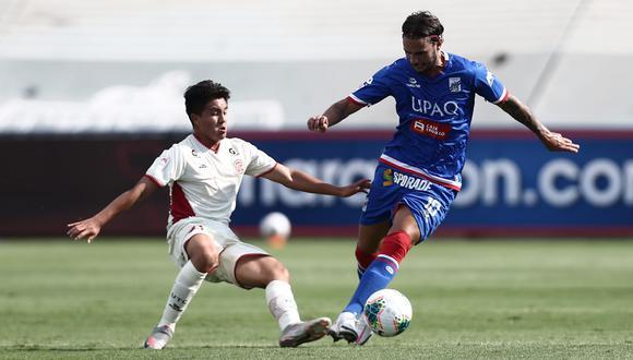 UTC y Carlos A. Mannucci empataron 2-2 en la segunda jornada de la Fase 1. (Foto: Liga 1)