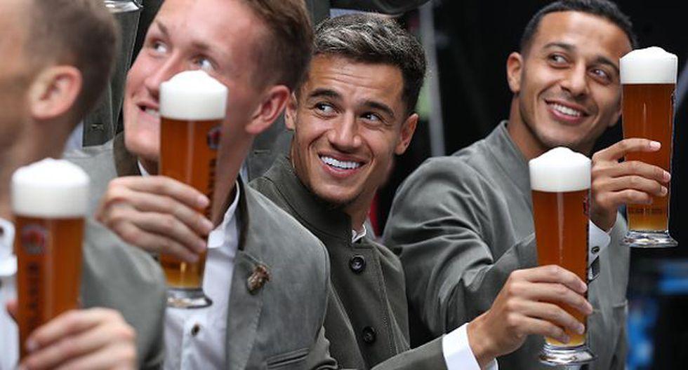 Coutinho ha ganado LaLiga Santander con el Barcelona. (Foto: Getty Images)