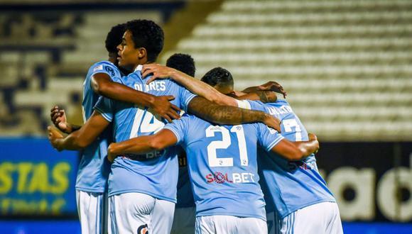 Sporting Cristal ya tiene fixture en la Copa Libertadores 2021. (Foto: Liga 1)