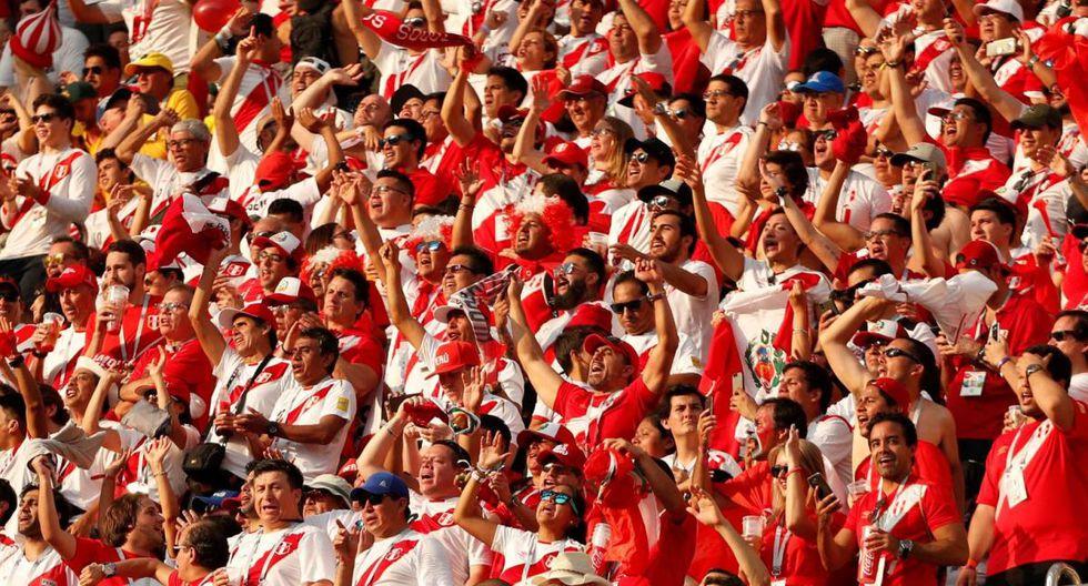 Los peruanos llenarán el Hard Rock Stadium de Miami. (Reuters)