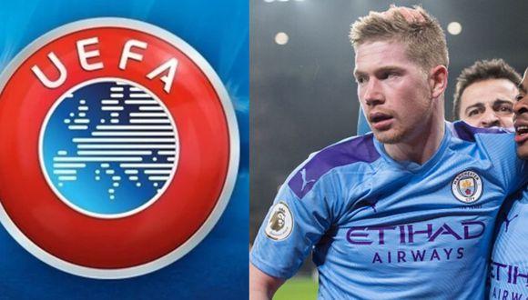 UEFA en contra de la decisión del TAS. (Foto: Agencias)