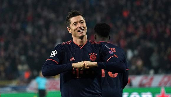 Lewandowski se ha enfrentado al Real Madrid con el Bayern y Dortmund. (Foto: Getty Images)