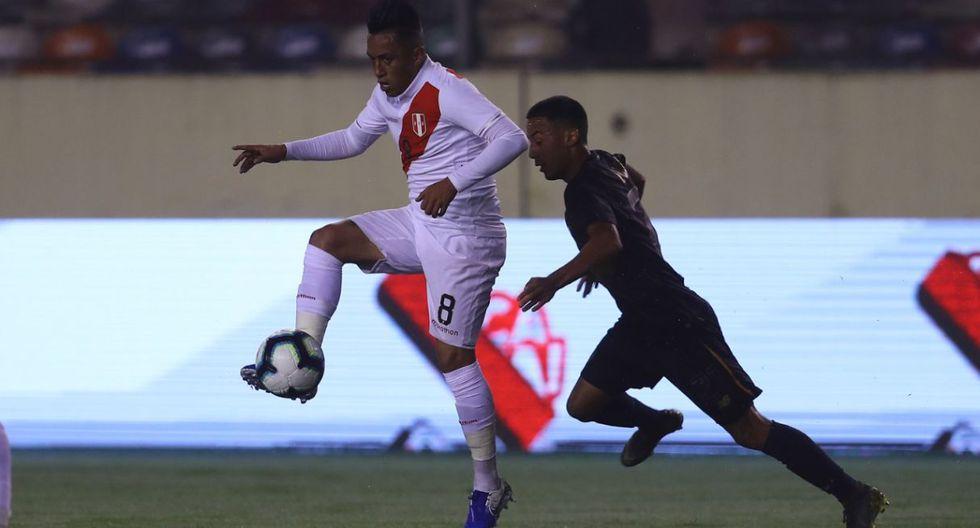 Perú vs. Costa Rica en el estadio Monumental en amistoso internacional (Foto: GEC)