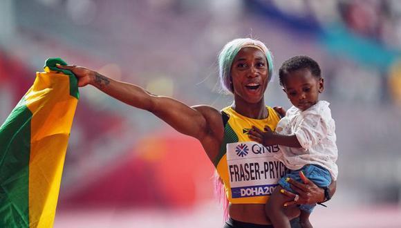 La velocista jamaicana volvió a las pistas en 2019 con el objetivo de obtener su tercera medalla de oro olímpica. Los Juegos Olímpicos de Tokio simbolizan una de las últimas oportunidades para obtener récords.