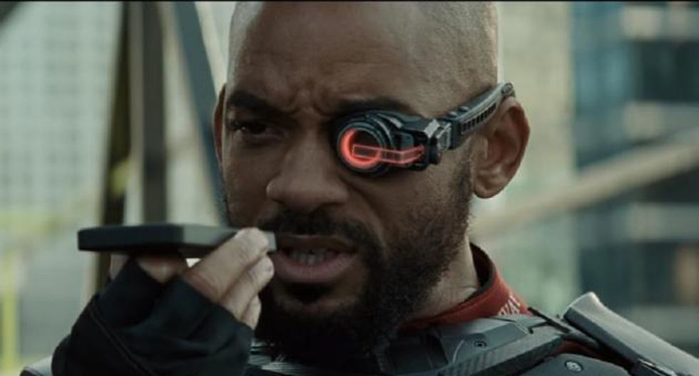 Will Smith no regresará como Deadshot... aún (Foto: Warner Bros.)