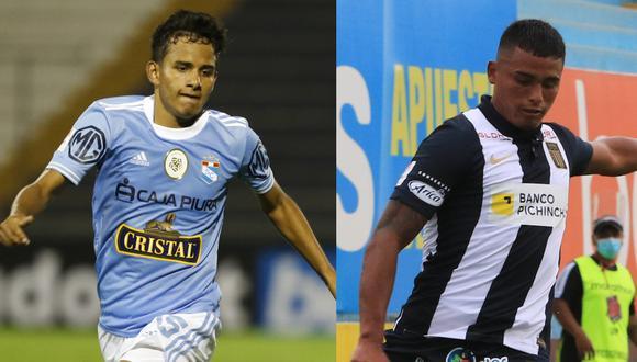 Lora y Aguilar son de los más jóvenes en la convocatoria de la Selección Peruana. (Foto: Liga 1)