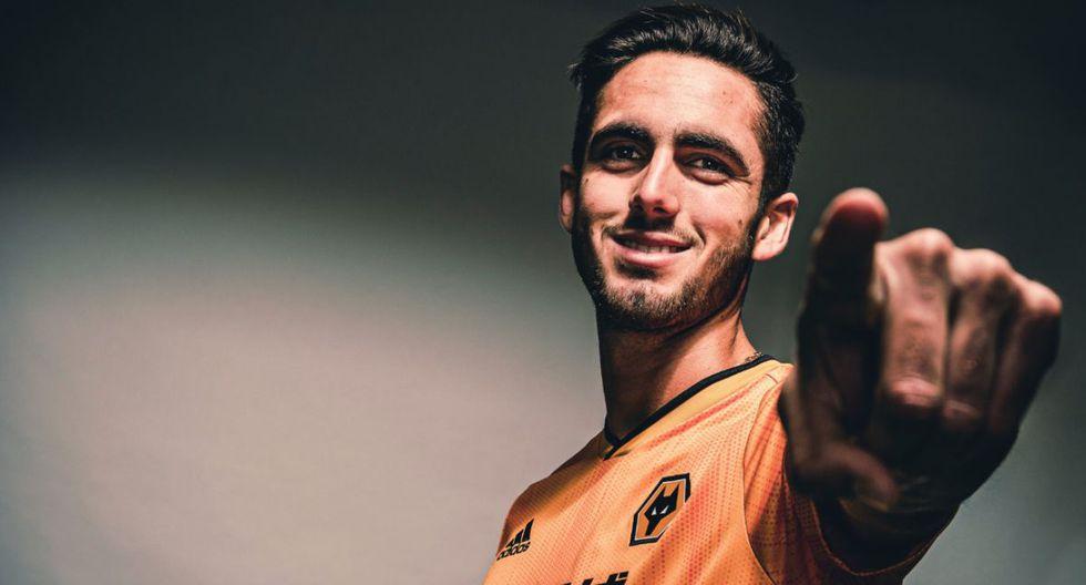 Wolverhampton Wanderers contrató al juvenil delantero ecuatoriano Leonardo Campana. (Foto: Twitter)