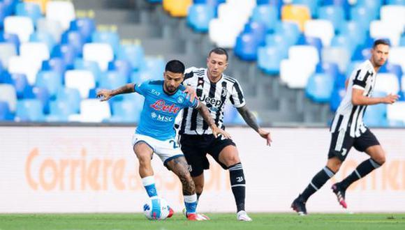 Napoli venció 2-1 a Juventus en la tercera fecha de la Serie A. (Foto: Juventus)