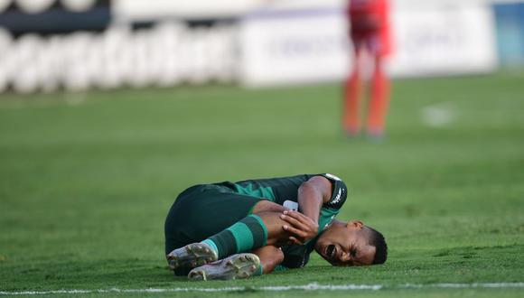 Cornejo será operado por fuerte lesión a la rodilla (Foto: Liga 1)