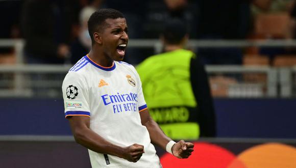 Rodrygo debutó en el Santos de Brasil y fue fichado por el Real Madrid a los 18 años. (Foto: Getty Images)