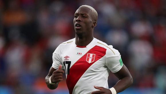 Luis Advíncula es jugador del Rayo Vallecano desde el 2018. (Foto: AFP)