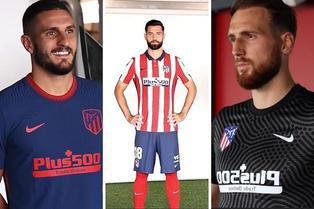 Descubre la nueva vestimenta del Atlético de Madrid