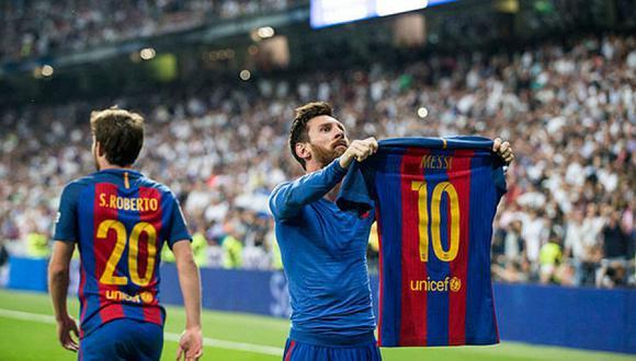 Lionel Messi es el máximo goleador histórico en la selección argentina y Barcelona. (Foto: EFE)