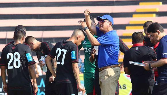 Melgar clasificó a la Copa Libertadores por tercera vez consecutiva con Juan Reynoso. (USI)