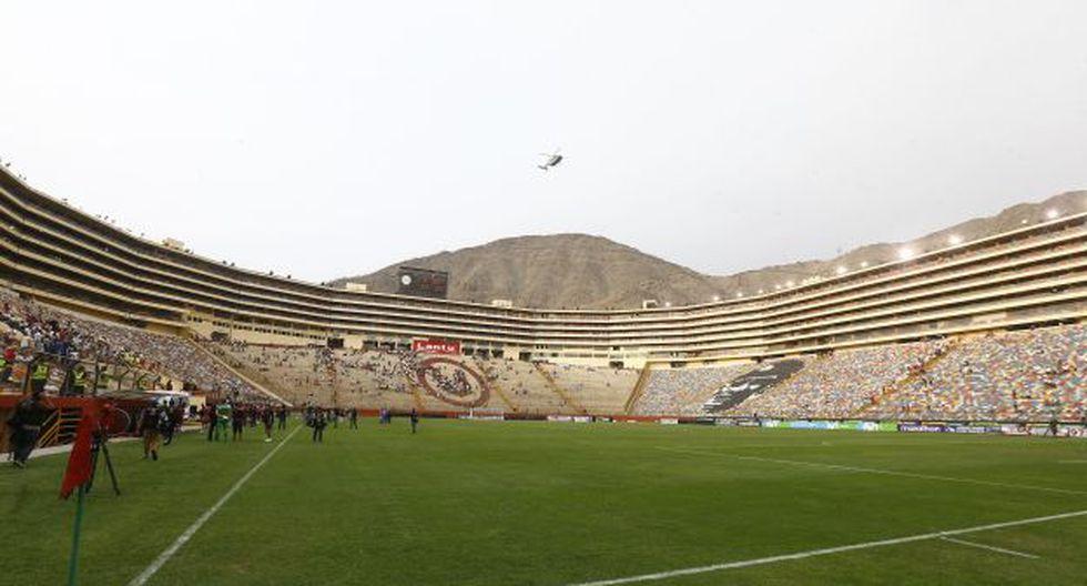 Universitario de Deportes pelea por no descender. (Foto: Francisco Neyra)