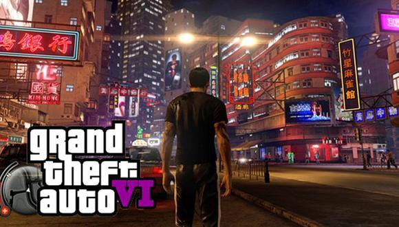 GTA 6 para PS5 podría llevar la acción a varias ciudades: la gran oportunidad de Grand Theft Auto 6 (Foto: Rockstar / Reddit)