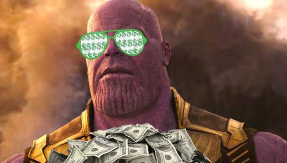 Avengers: Endgame   Thanos (Screen Rant)