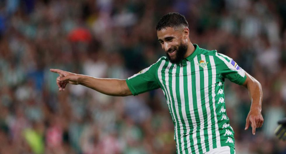 Nabil Fekir | Real Betis. (Getty Images)