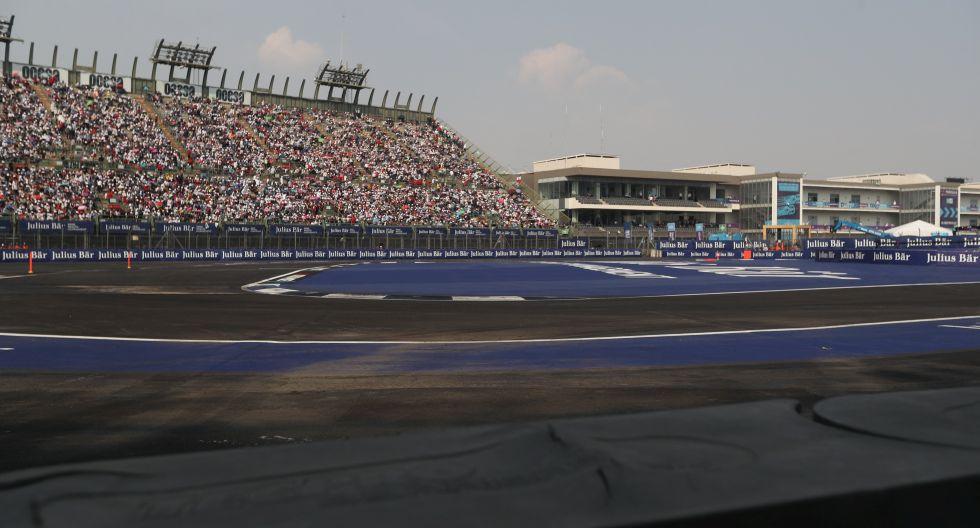 Depor llegó a México y fue parte de la Fórmula-E. (Foto: José Marín)