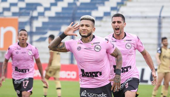 Sport Boys y Cusco FC se enfrentaron por la Fase 2. (Foto: Liga 1)