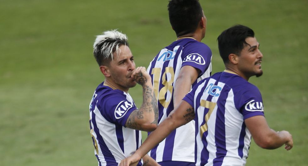 Alianza Lima todavía no decide la renovación de algunos de sus jugadores. (GEC)