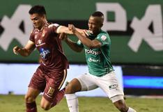 Tolima venció por 3-0 a Deportivo Cali por la Copa Sudamericana 2021