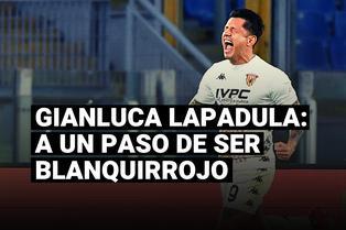 Selección peruana: Lapadula está cada vez más cerca de ser tomado en cuenta para disputar las Eliminatorias