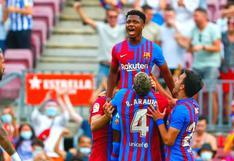 Llegan los primeros elogios: Joao Félix aplaude el regreso con gol de Ansu Fati
