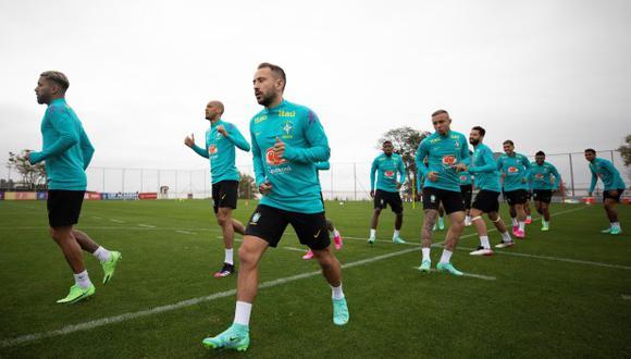 La selección brasileña jugará la Copa América. (Foto: EFE)