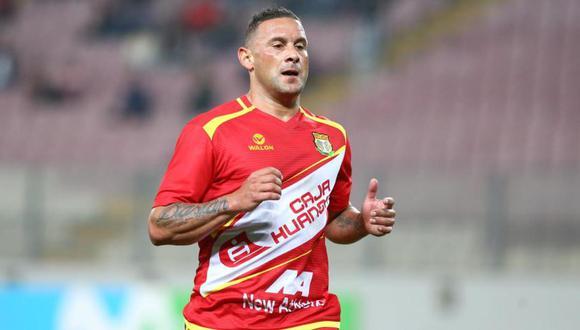 Carlos Neumann es el nuevo jugador de Alianza Universidad (Foto: GEC)