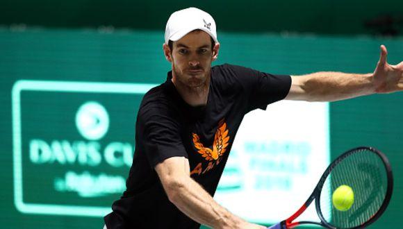 Andy se encuentra en el puesto 129 de la clasificación ATP. (Foto: Getty Images)
