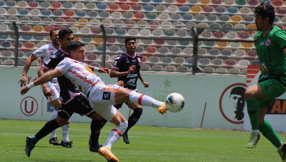 Ayacucho venció 1-0 a Sport Boys en partido por la Fase 2. (Foto: Liga 1)