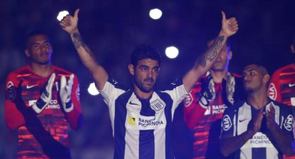 Luis Aguiar regresó a Alianza Lima a pedido de Pablo Bengoechea. (Foto: GEC)