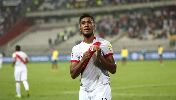 Renato Tapia debutó en la Selección Peruana en 2015. (Foto: GEC)
