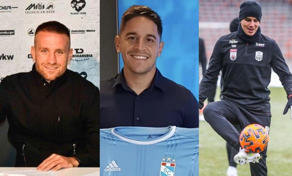 El presente de los goleadores durante la temporada 2020.