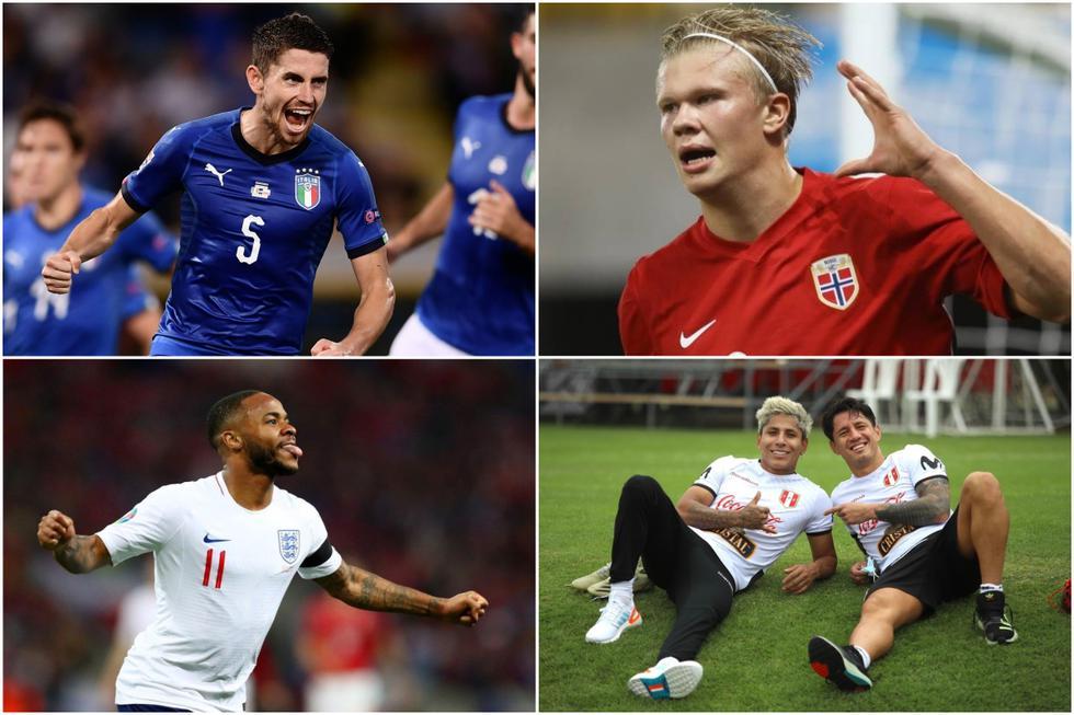 Futbolistas que no juegan con la selección del país en el que nacieron.