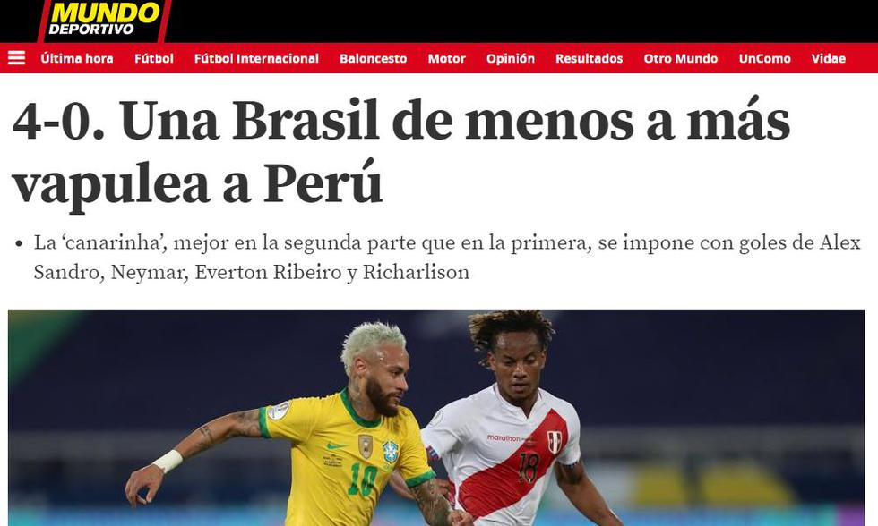 Mundo Deportivo (España).