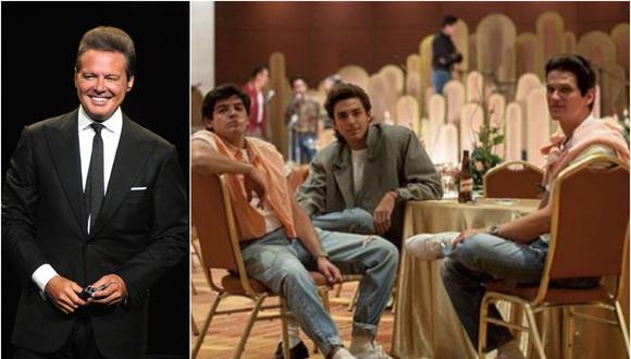 ¿Quiénes son los amigos de Luis Miguel en la serie de Netflix? (Foto: Getty Images)