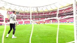 EURO 2021: España entrena al máximo para el amistoso contra Portugal