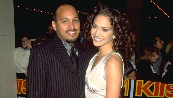 """David Cruz, quien fue pareja de Jennifer López durante 10 años, falleció por el pasado sábado de """"un padecimiento cardíaco"""". (Foto: Instagram)"""