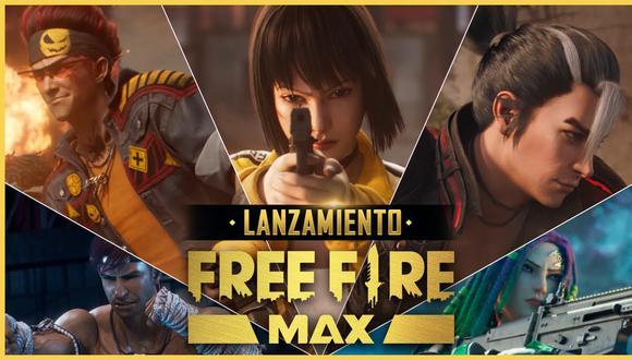 Ya es hora de divertirse con Free Fire Max