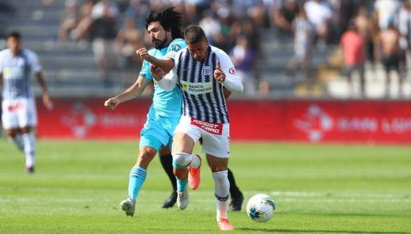 Pablo Bengoechea tuvo una buena planificación del partido ante Sporting Cristal, según Fox Sports Radio Perú. (Foto: GEC)