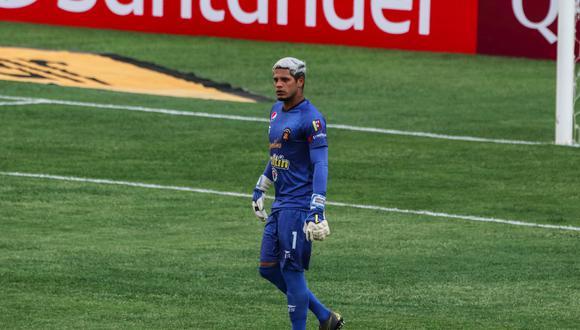 Beycker Velásquez fue elegido en el once ideal de la semana de la Copa Libertadores. (Foto: Caracas FC)