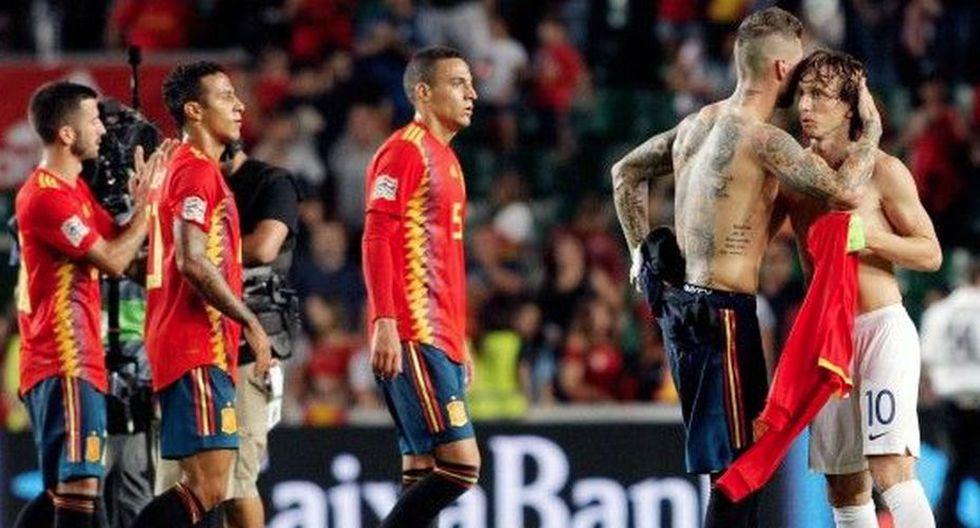 La dura crítica de Mister Chip contra España tras quedar fuera de la fase final de la UEFA Nations League. (Foto: Getty)