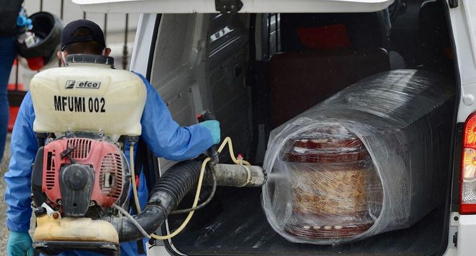 Coronavirus Ecuador: últimas noticias y breaking news por COVID-19. (Foto: AFP)