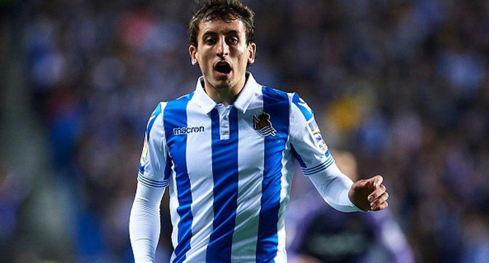 Oyarzabal   Real Sociedad   11 goles. (Getty Images)